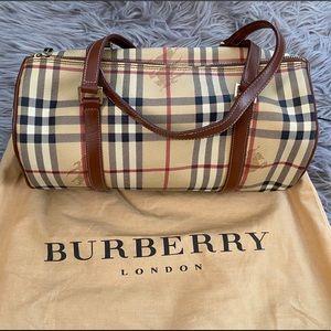 Burberry papillon bag